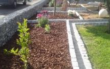 Vorgartengestaltung 2012