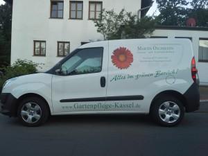 """""""Unser Pflegemobil"""""""